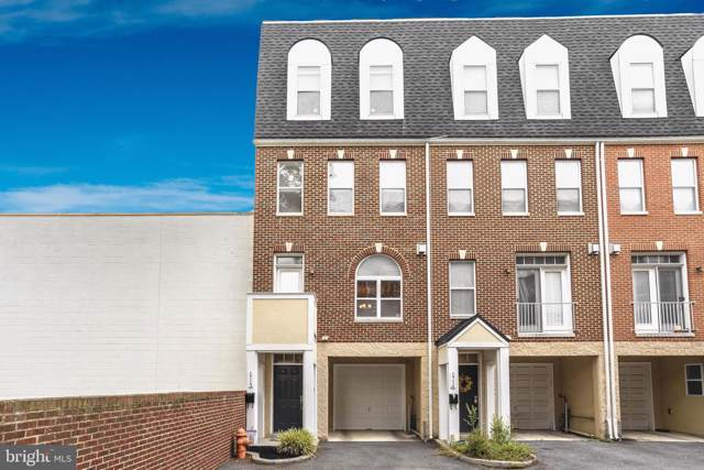 1712 Mount Pleasant Avenue, BALTIMORE, MD 21231 (#MDBA485516) :: The Sky Group