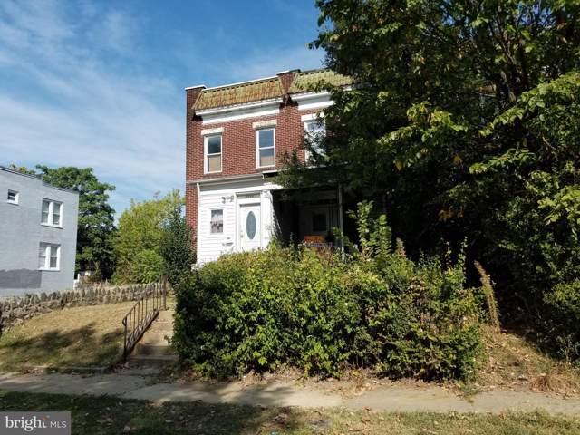 2556 Oswego Avenue, BALTIMORE, MD 21215 (#MDBA485518) :: The Miller Team