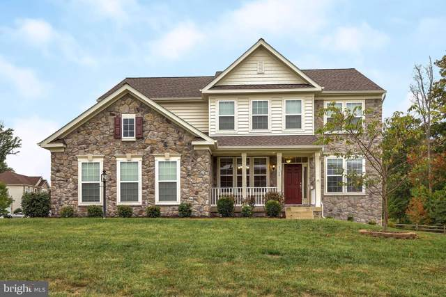 18760 Pier Trail Drive, TRIANGLE, VA 22172 (#VAPW479702) :: ExecuHome Realty