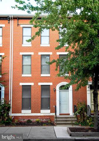 1907 Eutaw Place, BALTIMORE, MD 21217 (#MDBA485596) :: Blue Key Real Estate Sales Team