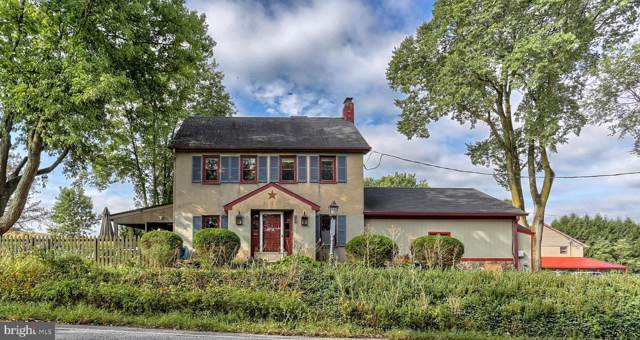 484 Brough Road, ABBOTTSTOWN, PA 17301 (#PAAD108824) :: The Heather Neidlinger Team With Berkshire Hathaway HomeServices Homesale Realty