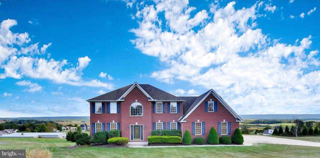 214 Rolling View Drive, SCHUYLKILL HAVEN, PA 17972 (#PASK128004) :: Ramus Realty Group