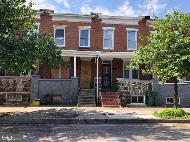 2731 Ashland Avenue, BALTIMORE, MD 21205 (#MDBA485676) :: Keller Williams Pat Hiban Real Estate Group