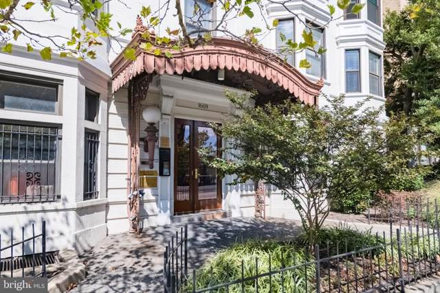 1669 NW Columbia Road NW #208, WASHINGTON, DC 20009 (#DCDC444050) :: Viva the Life Properties