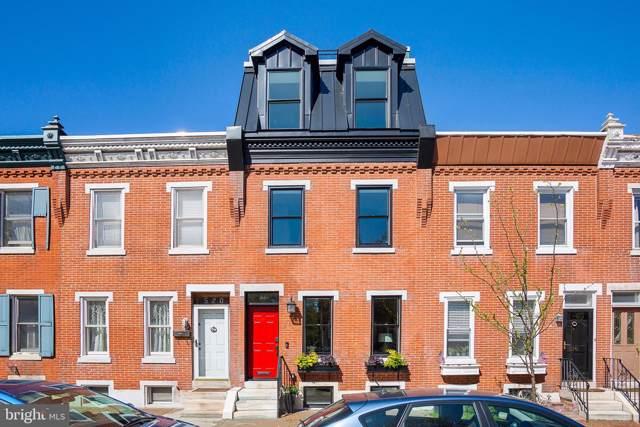 518 S Taney Street, PHILADELPHIA, PA 19146 (#PAPH836888) :: The Matt Lenza Real Estate Team