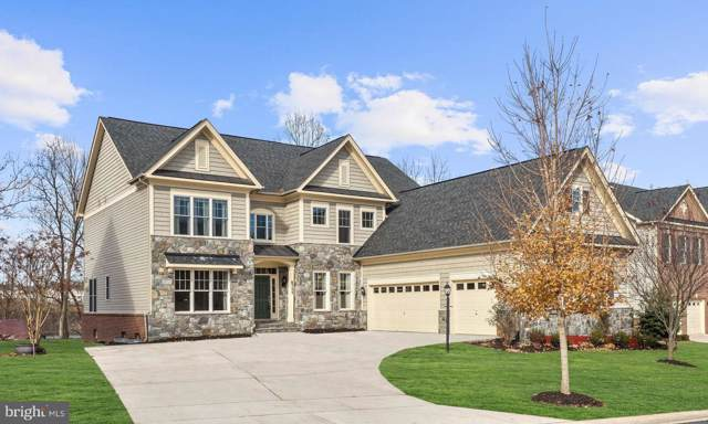 8755 Weathered Stone Way, LAUREL, MD 20723 (#MDHW270820) :: AJ Team Realty