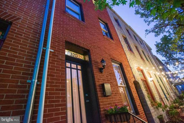 320 S Chester Street, BALTIMORE, MD 21231 (#MDBA485716) :: Blue Key Real Estate Sales Team