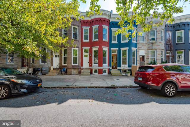 843 W 35TH Street, BALTIMORE, MD 21211 (#MDBA485772) :: ExecuHome Realty