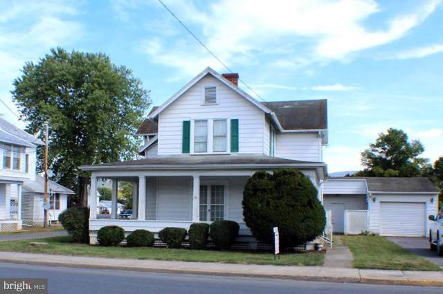 215 N Main Street, MOOREFIELD, WV 26836 (#WVHD105534) :: The Maryland Group of Long & Foster