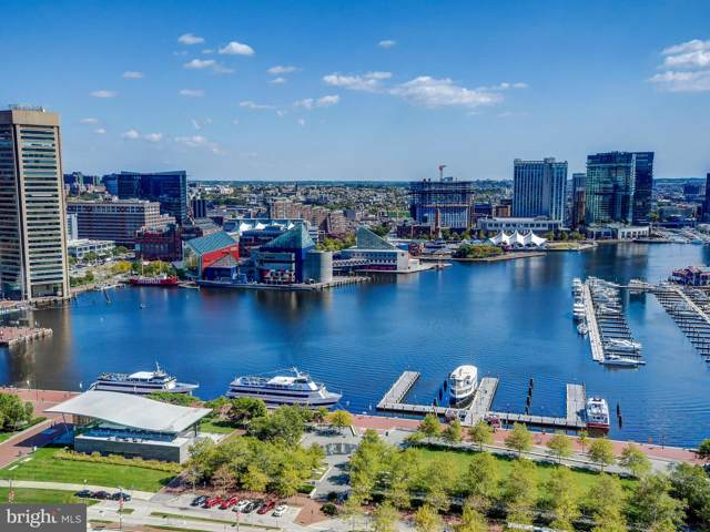 10 E Lee Street #2209, BALTIMORE, MD 21202 (#MDBA485790) :: The Putnam Group