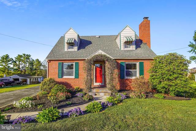 1244 Rosemont Drive, KNOXVILLE, MD 21758 (#MDFR254048) :: ExecuHome Realty