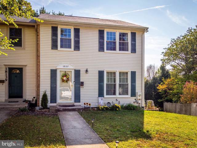 18137 Metz Drive, GERMANTOWN, MD 20874 (#MDMC680892) :: AJ Team Realty
