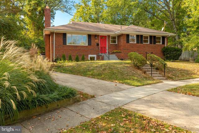 2311 East West Highway, SILVER SPRING, MD 20910 (#MDMC680922) :: Tessier Real Estate