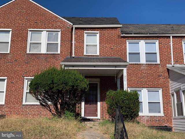 3018 Mayfield Avenue, BALTIMORE, MD 21213 (#MDBA485844) :: The Maryland Group of Long & Foster