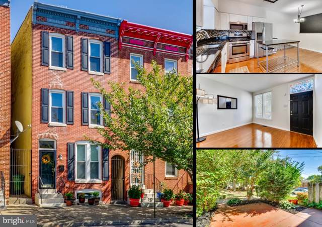 31 N Eden Street, BALTIMORE, MD 21231 (#MDBA485860) :: Keller Williams Pat Hiban Real Estate Group