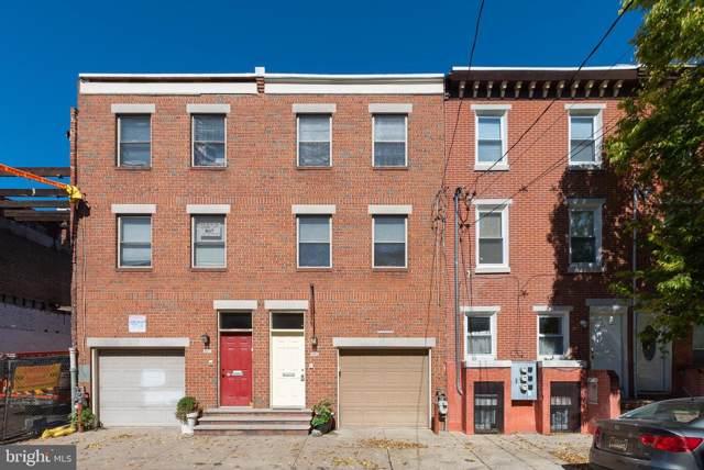 1615 Bainbridge Street, PHILADELPHIA, PA 19146 (#PAPH837306) :: Kathy Stone Team of Keller Williams Legacy