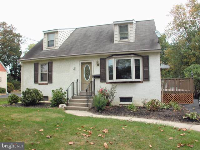 283 Pennbrook Avenue, LANSDALE, PA 19446 (#PAMC626572) :: REMAX Horizons