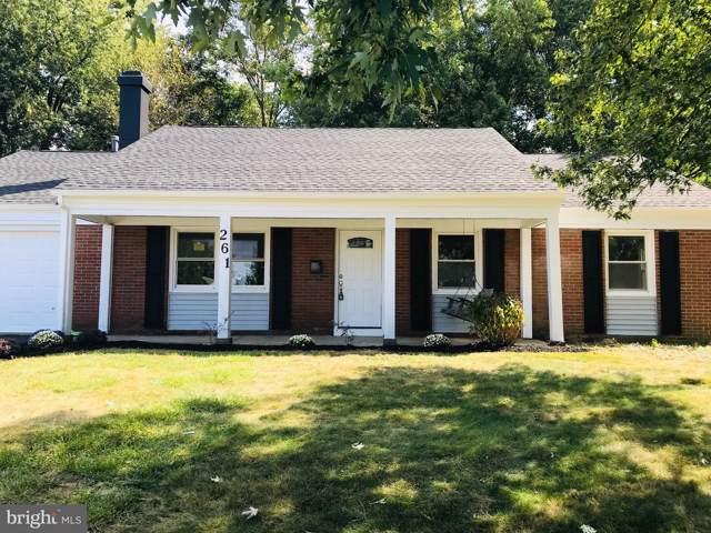 261 Evergreen Drive, WILLINGBORO, NJ 08046 (#NJBL357970) :: Linda Dale Real Estate Experts