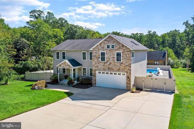 11609-A Jerome Avenue, WHITE MARSH, MD 21162 (#MDBC473610) :: Keller Williams Pat Hiban Real Estate Group