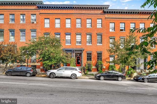 18 E Madison Street #7, BALTIMORE, MD 21202 (#MDBA485944) :: SURE Sales Group