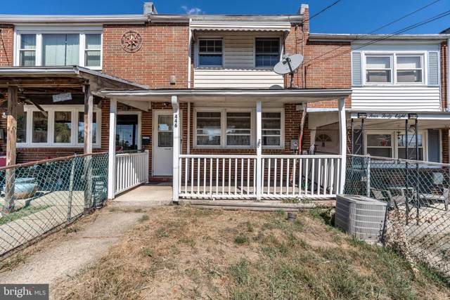 446 Caledonia Avenue, BALTIMORE, MD 21227 (#MDBC473646) :: The Miller Team