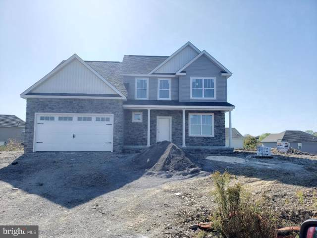 154 Morgan Court, GREENCASTLE, PA 17225 (#PAFL168704) :: Teampete Realty Services, Inc