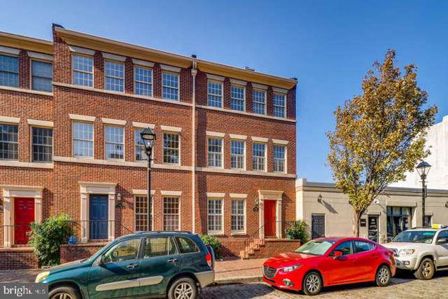 920 Fell Street, BALTIMORE, MD 21231 (#MDBA485994) :: Blue Key Real Estate Sales Team