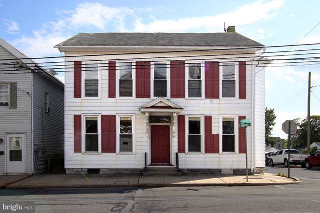 152 W Main Avenue, MYERSTOWN, PA 17067 (#PALN109174) :: Berkshire Hathaway Homesale Realty