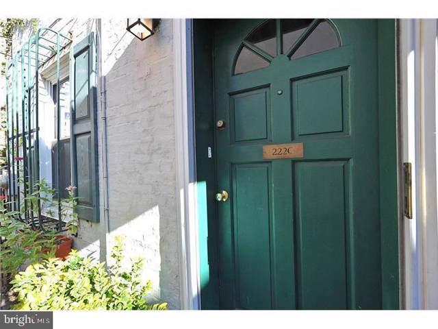 222 S Bonsall Street C, PHILADELPHIA, PA 19103 (#PAPH837674) :: The Matt Lenza Real Estate Team