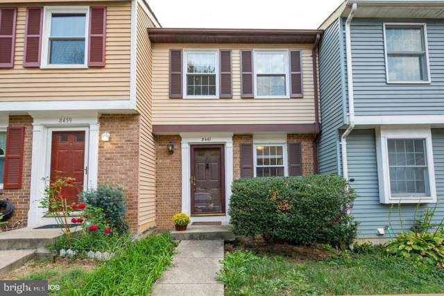 8461 Sugar Creek Lane, SPRINGFIELD, VA 22153 (#VAFX1092180) :: The Licata Group/Keller Williams Realty