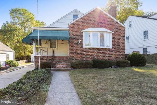 1311 Regester Avenue, IDLEWYLDE, MD 21239 (#MDBC473790) :: Tessier Real Estate
