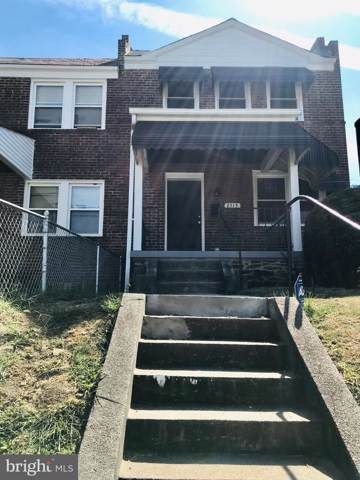 2515 Park Heights Terrace, BALTIMORE, MD 21215 (#MDBA486148) :: The Miller Team