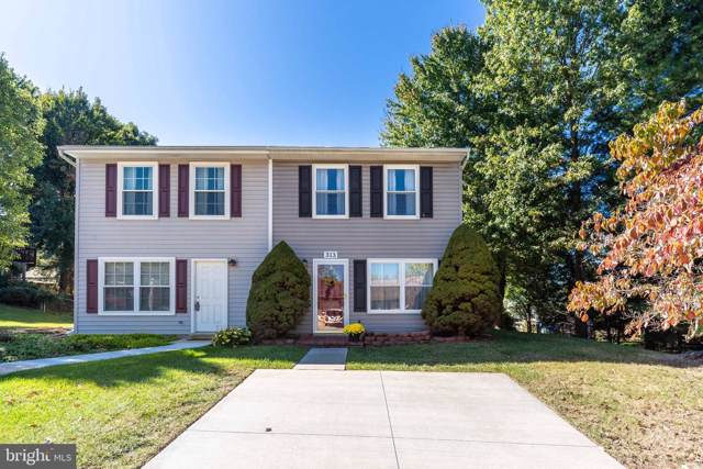 313 Mayfield Court, WESTMINSTER, MD 21158 (#MDCR192162) :: The Maryland Group of Long & Foster