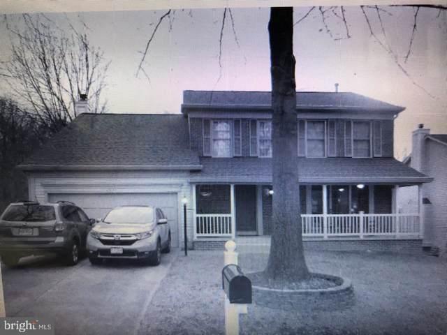 2882 Chevoit Hill Court, WOODBRIDGE, VA 22191 (#VAPW480012) :: RE/MAX Cornerstone Realty