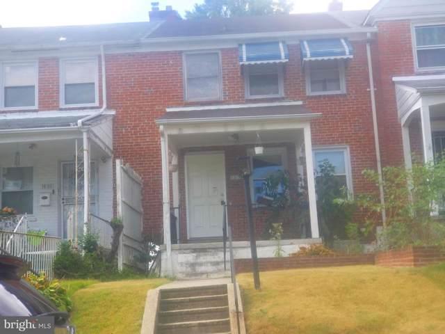 1531 Gleneagle Road, BALTIMORE, MD 21239 (#MDBA486182) :: Homes to Heart Group