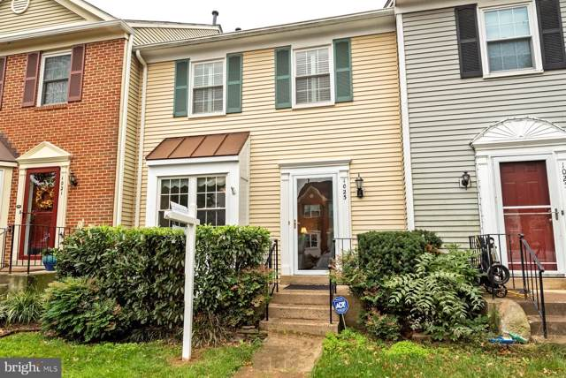 1023 Smartts Lane NE, LEESBURG, VA 20176 (#VALO395844) :: Great Falls Great Homes