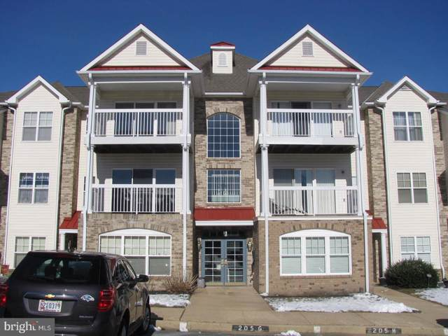 205-H Kimary Court H, FOREST HILL, MD 21050 (#MDHR239356) :: AJ Team Realty