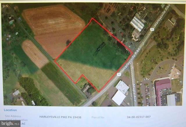 0 Harleysville Pike, HARLEYSVILLE, PA 19438 (#PAMC626804) :: Pearson Smith Realty