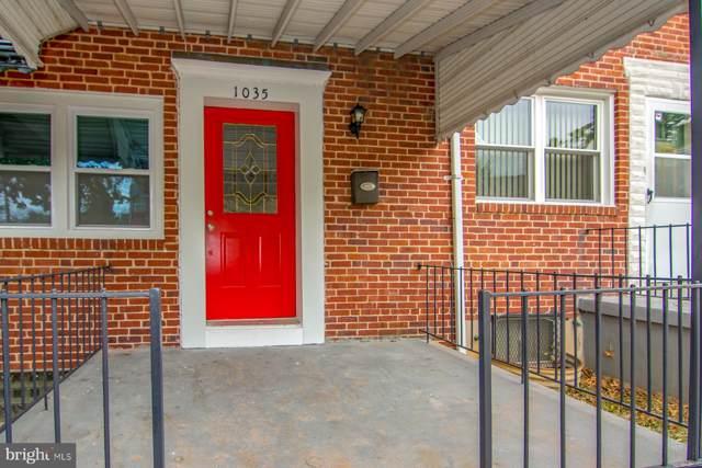1035 Stamford Road, BALTIMORE, MD 21229 (#MDBA486206) :: Great Falls Great Homes