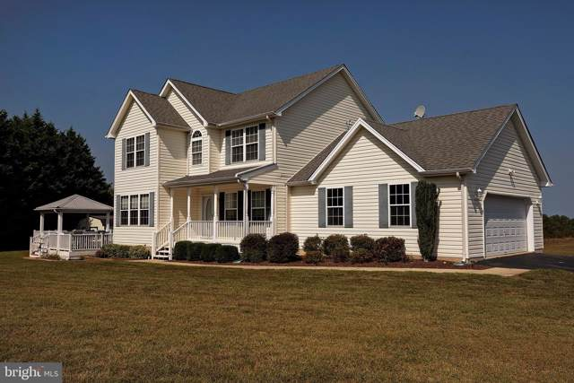 4828 Paul Hance Road, HUNTINGTOWN, MD 20639 (#MDCA172584) :: Great Falls Great Homes