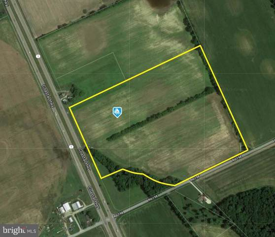 38.14 Acre Parcel Route 1, MILTON, DE 19968 (#DESU148968) :: Bob Lucido Team of Keller Williams Integrity