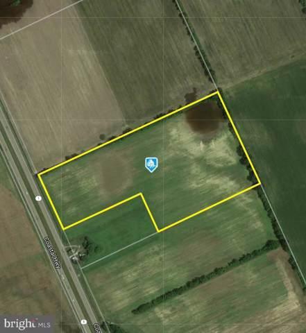 24.11 Acre Parcel Route 1, MILFORD, DE 19968 (#DESU148974) :: Bob Lucido Team of Keller Williams Integrity