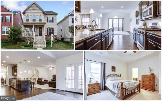 1415 Village Green Way, BRUNSWICK, MD 21716 (#MDFR254250) :: ExecuHome Realty