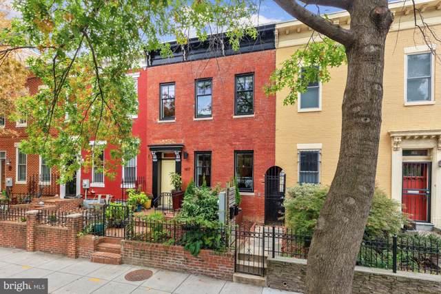 1417 5TH Street NW, WASHINGTON, DC 20001 (#DCDC444690) :: LoCoMusings