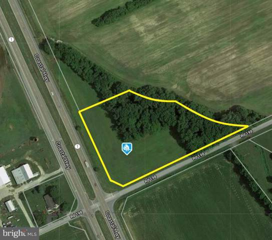 3.8 Acre Parcel Route 1, MILTON, DE 19968 (#DESU148980) :: Bob Lucido Team of Keller Williams Integrity