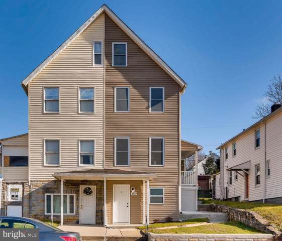 3729 Falls, BALTIMORE, MD 21211 (#MDBA486262) :: Pearson Smith Realty