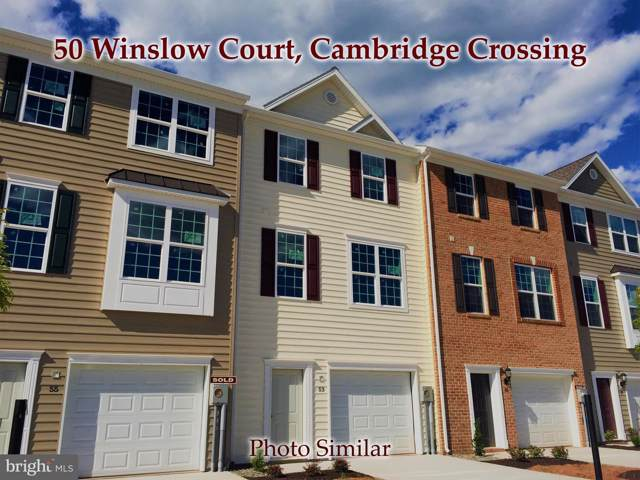 50 Winslow Court #123, GETTYSBURG, PA 17325 (#PAAD108904) :: LoCoMusings