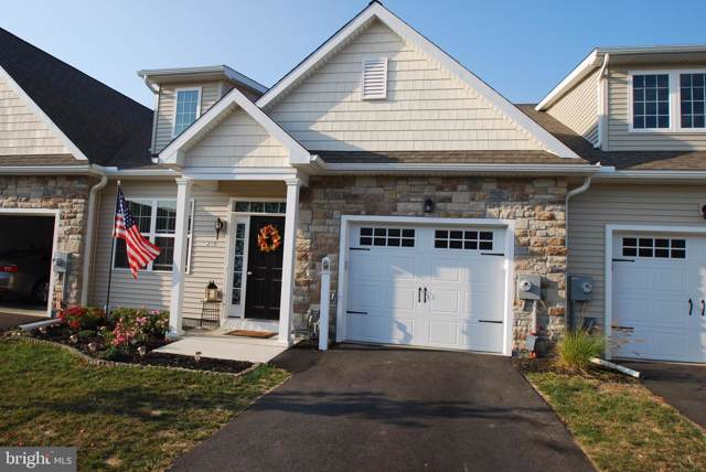 215 Rose View Drive, WEST GROVE, PA 19390 (#PACT490338) :: Keller Williams Realty - Matt Fetick Team