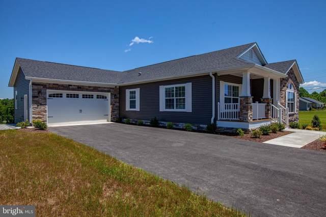 124 Hickory Hill Overlook Court, FREDERICKSBURG, VA 22405 (#VAST215508) :: Tessier Real Estate