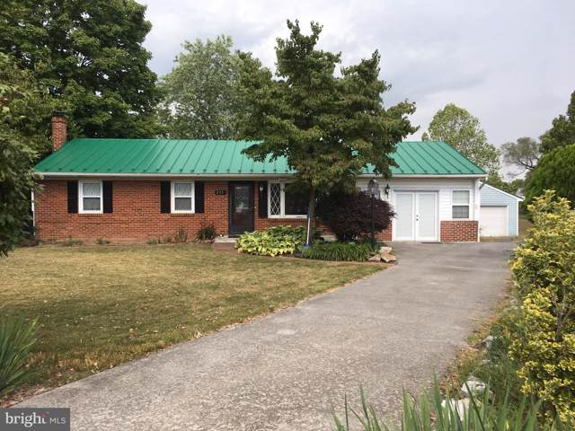 231 Stafford Drive, WINCHESTER, VA 22602 (#VAFV153466) :: Radiant Home Group